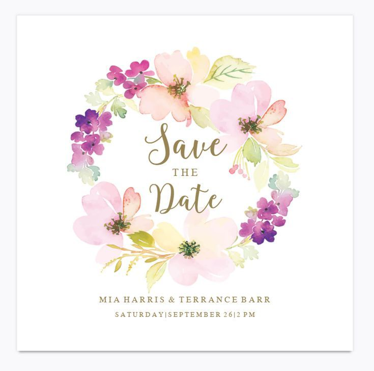 diy save the dates with photo
