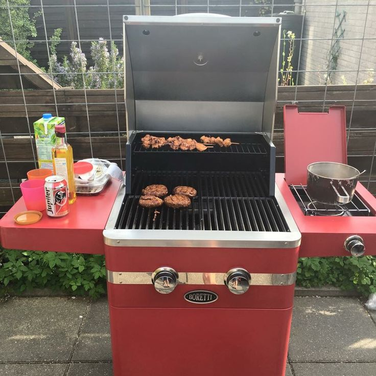 #Boretti #Bernini gas barbecue | buitenkeuken | outdoor | koken | luxe bbq |