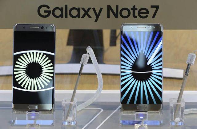 Samsung deshabilitará los Galaxy Note 7 para sacarlos del mercado de EEUU   Samsung anunció el viernes que deshabilitará su teléfono inteligente Galaxy Note 7 para forzar que los usuarios dejen de utilizarlo y lograr sacarlo completamente del mercado estadounidense tras los problemas de seguridad surgidos.  La compañía retiró cerca de 2.5 millones de Galaxy Note 7 de diez mercados cuando surgieron las quejas de que las baterías de litio explotaban durante la recarga. Lee Jin-man AP  Read…