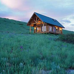 Vacation Cabin Rental near Big Timber, Montana