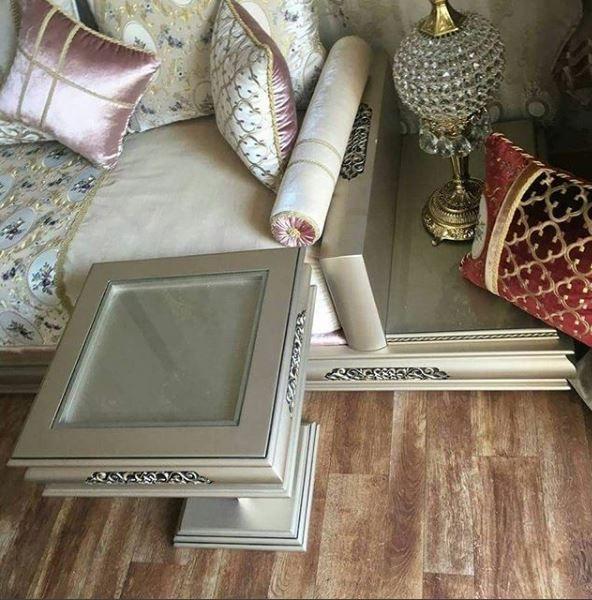 موديل الصالون المغربي المتميز لي لقى أكبر إقبال سنة 2018 Moroccan Living Room Home Decor Living Room Styles