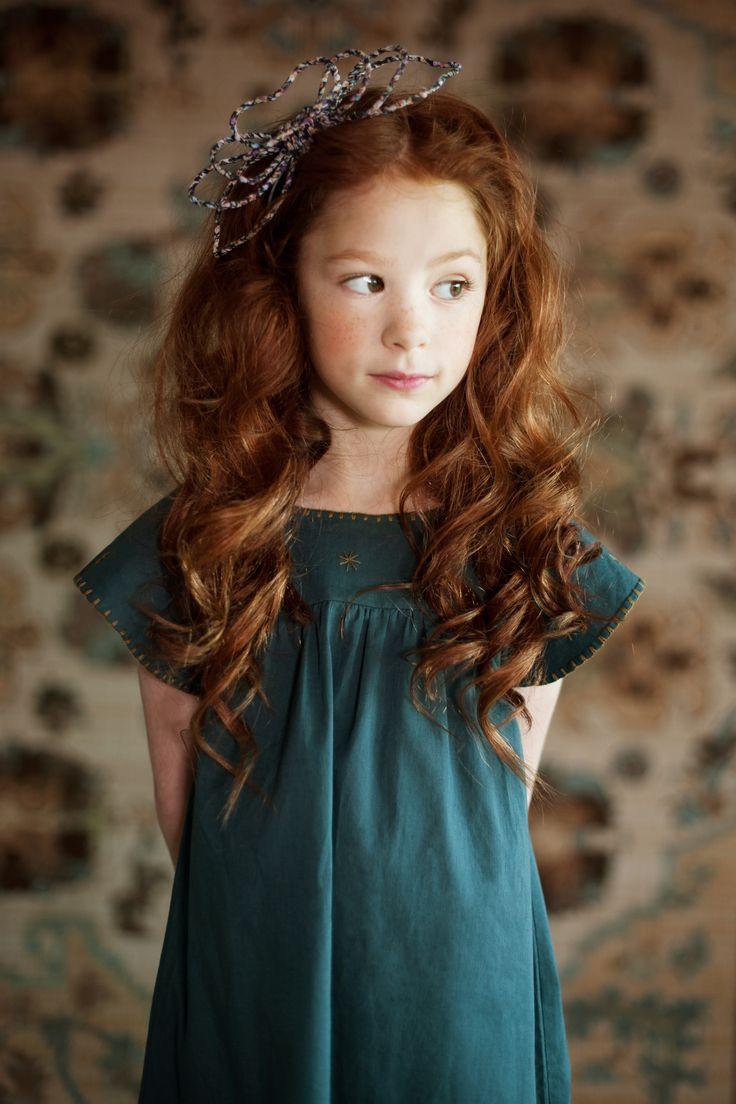 Teeny Ginger