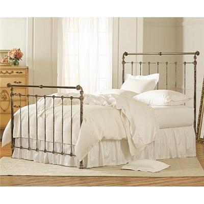 1000 ideas about iron bed frames on pinterest metal. Black Bedroom Furniture Sets. Home Design Ideas