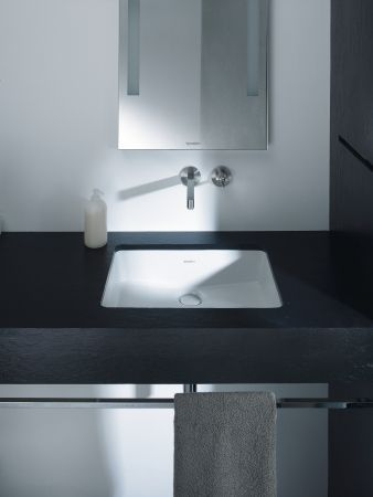 Undermount Sink Duravit And Sinks On Pinterest