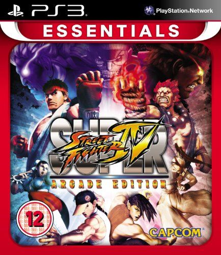 Super Street Fighter Arcade Edition Essentials PS3 UK IMPORT >>> Read more  at the image link. Note:It is Affiliate Link to Amazon.