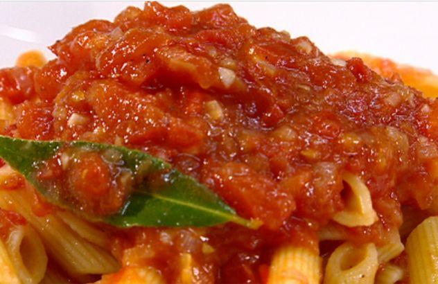Klassieke tomatensaus