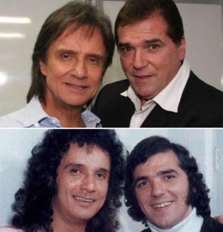 Roberto Carlos se pronuncia sobre a morte de Jerry Adriani, veja mais famosos que lamentaram a perda do cantor - Estrelando