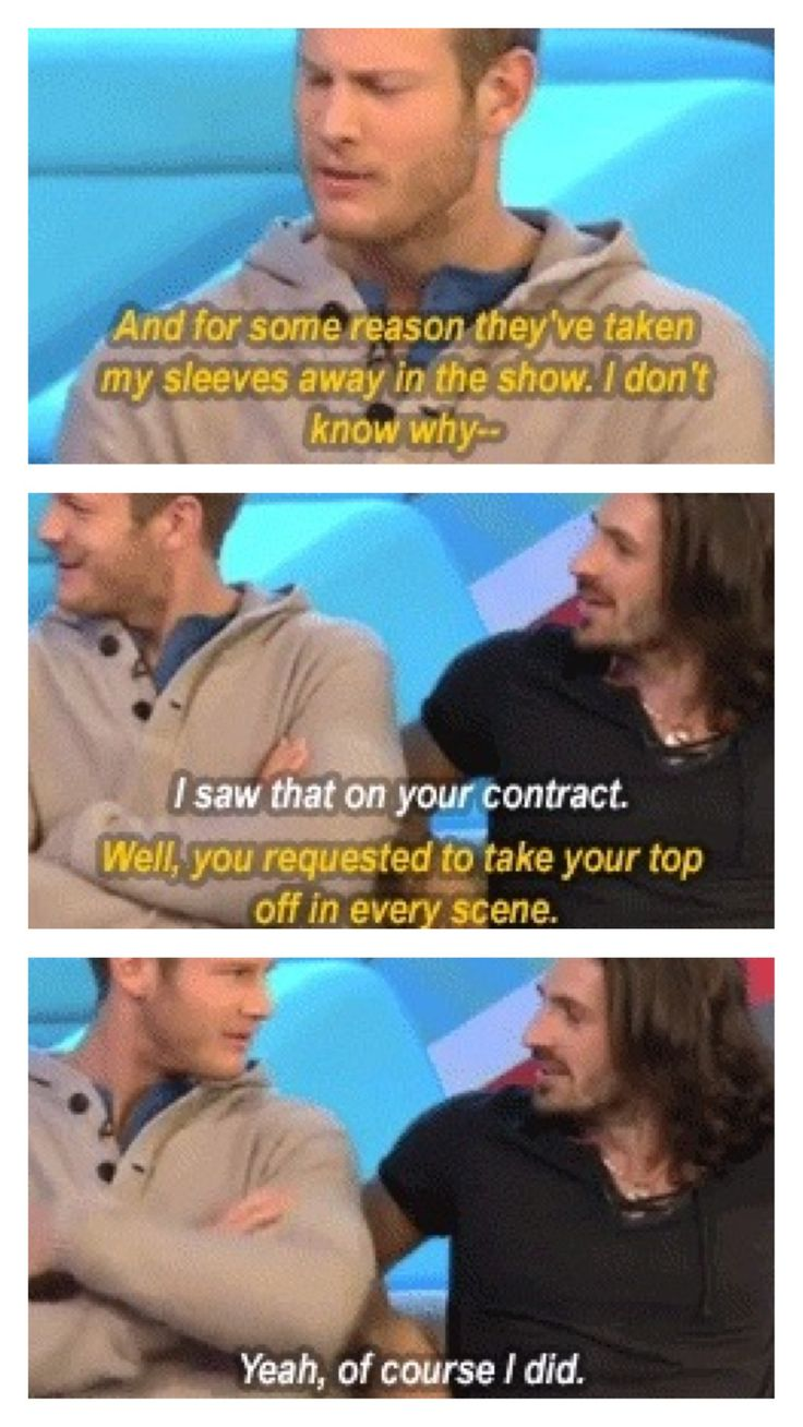 Tom Hopper and Eoin Macken, everybody --- I'm not sure if they are close enough for Bromance status, but they always seem to be smiling when seem together, so at least they appear to be having fun!