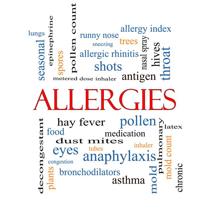 Natural Allergy Cures  http://www.draxe.com #naturalremedies #naturalcures #treatment #health