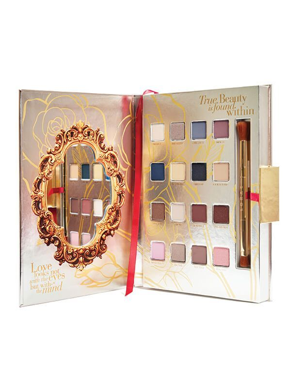 You Will Be Enchanted With The New Beauty and The Beast Collection by Lorac