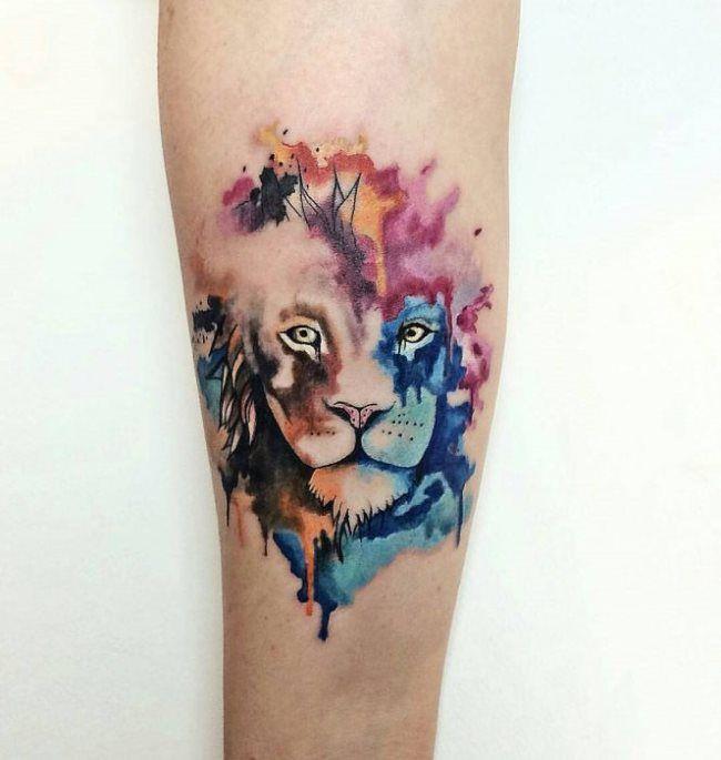 15 Idees De Tatouages D Animaux Et Leur Puissante Signification