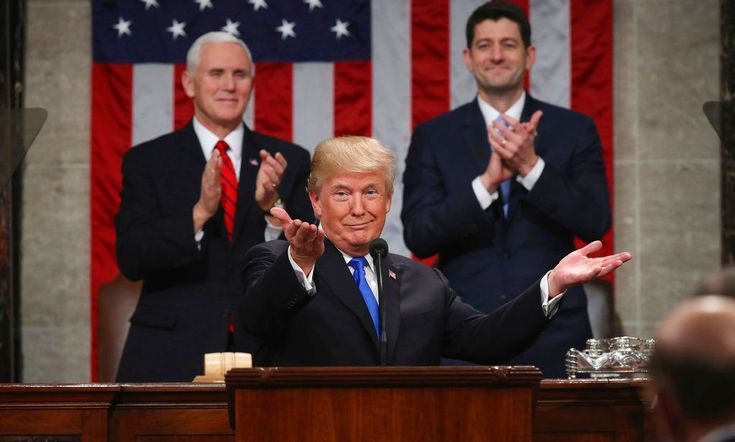 FOX NEWS: FOX NEWS FIRST: Trump extends hand to stone-faced Dems at State of the Union; Trump supports releasing FISA memo