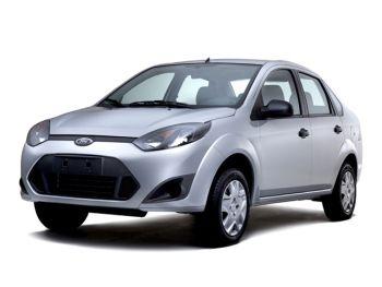 Ford Fiesta Ikon '2010–12