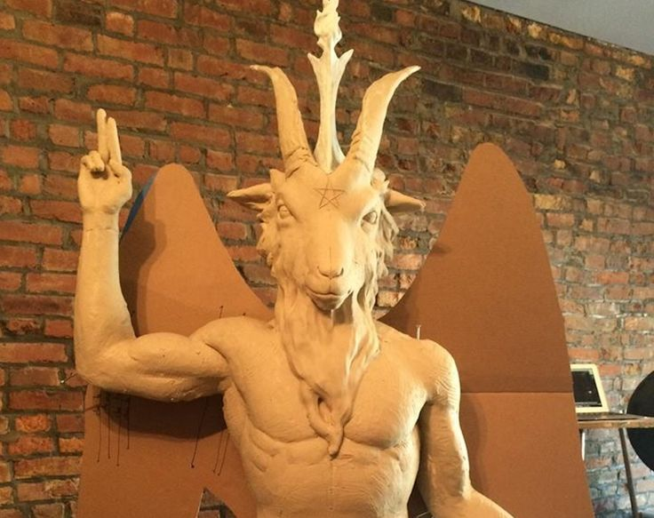 Harvard Group Is Hosting a Reenactment of a Satanic Black Mass. The group has teamed up with members from the New York-based Satanic Temple, the same organization that has been fighting tooth and nail to get a bronze Satanic statue installed outside of Oklahoma's State House.