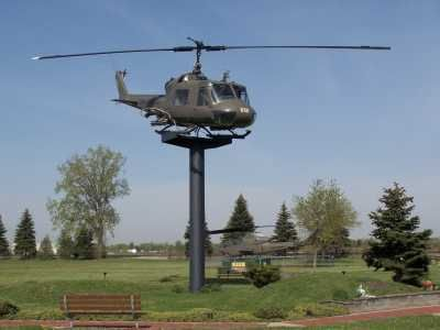 Monroe Michigan Vietnam War Memorial