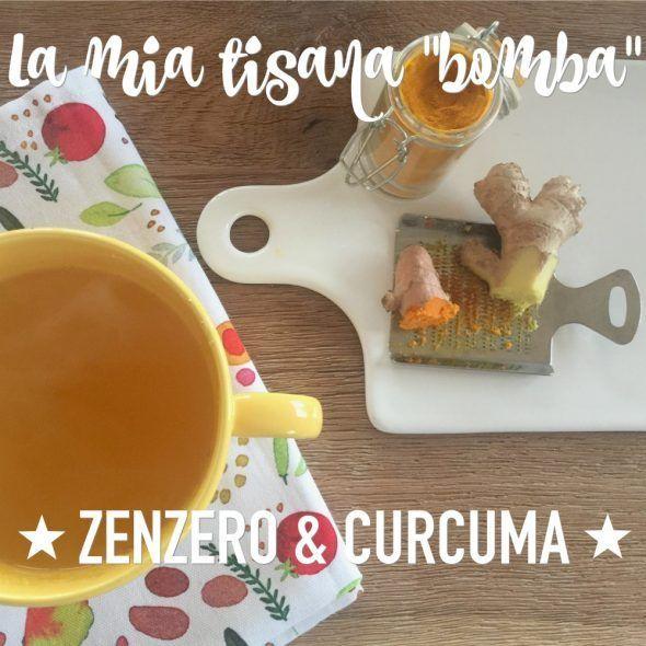 """La mia tisana """"bomba"""" (zenzero e curcuma) http://www.babygreen.it/2017/02/tisana-zenzero-curcuma/?utm_campaign=coschedule&utm_source=pinterest&utm_medium=BabyGreen&utm_content=La%20mia%20tisana%20%22bomba%22%20%28zenzero%20e%20curcuma%29"""