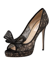 Valentino <3... I want them... don't know what I would wear them with or to what event I would wear them, but I would come up with something!