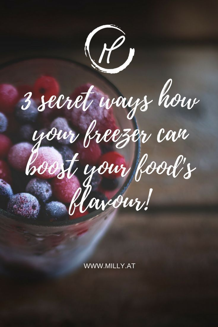 Have you ever thrown away vegetable peels? And do you miss your fresh herbs in winter? Then come check out these 3 tips on how your freezer can help you make tastier food.. and reduce waste..and save money..and eat fresher! WinWinWin..Win