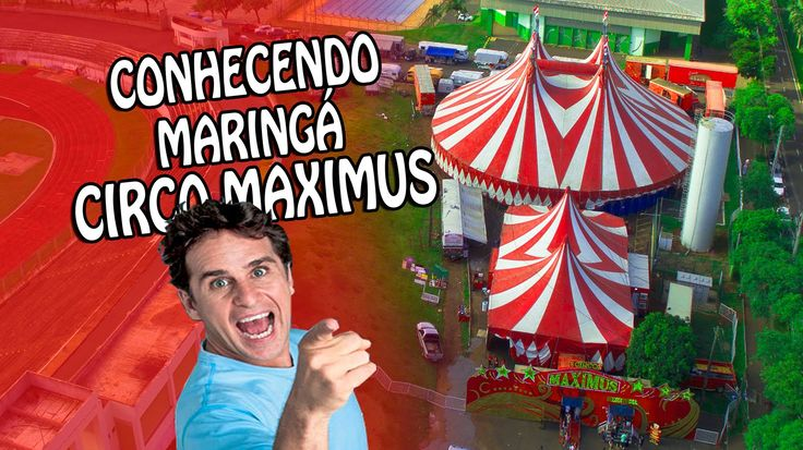Circo Maximus Marcos Frota