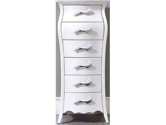 les 25 meilleures id es de la cat gorie chiffonnier blanc. Black Bedroom Furniture Sets. Home Design Ideas