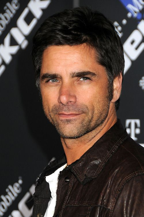 John Stamos, he still looks damn good after all these years. I think he'll be another Dick Clark who will not age.