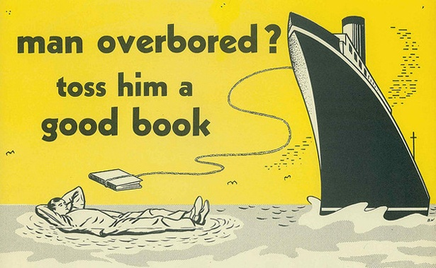 'What's Your Future? Find It in a Book': Vintage Ads for Libraries and Reading