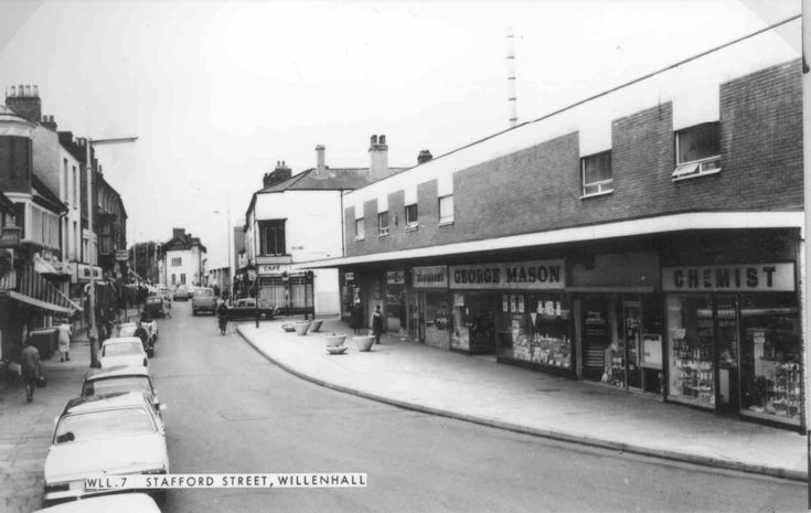 1960's Stafford Street, Willenhall