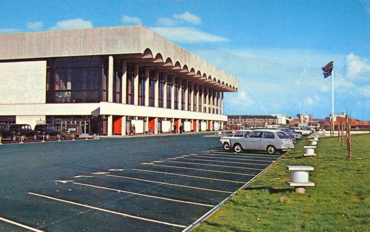 Glasgow Airport.