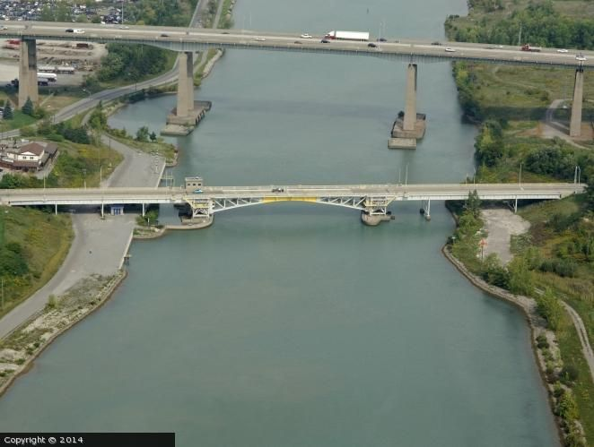 st catharines ontario canada | Welland Canal Bridge 4