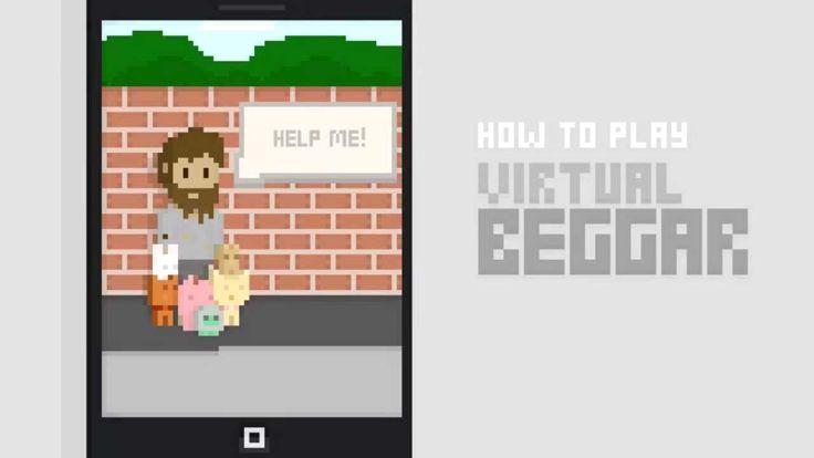 Virtual Beggar MOD APK 3.33 (Unlimited Money) in 2020