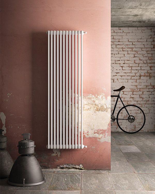 Multicolonna   steel tubular radiators.  #design #radiators #interiordesign #DLRadiators #inspiration #minimal #architecture