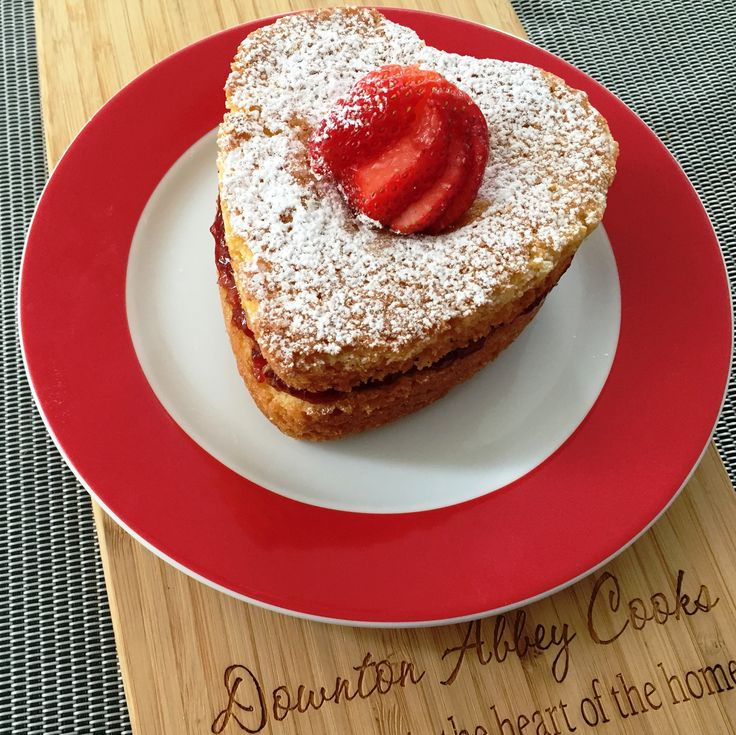 Victoria Sandwich is a cake standard at Downton Abbey. Learn tips for ...