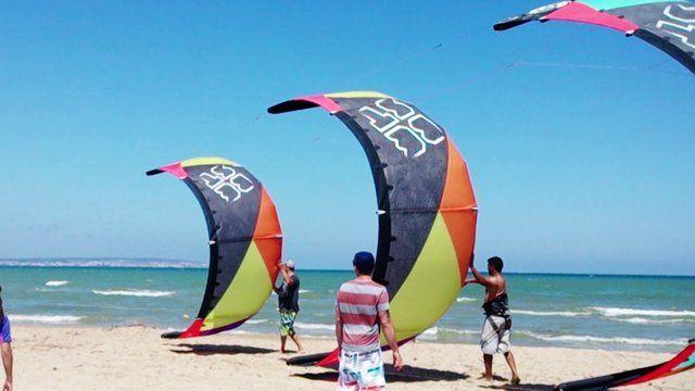 BEST TS....29m I 7m + 10m + 12m = 29m. Wiatr 8 węzłów.    Camara: Juandu Sali    Edit: Kyzo Gonzalez    Spot: Centro Nautico Zoak