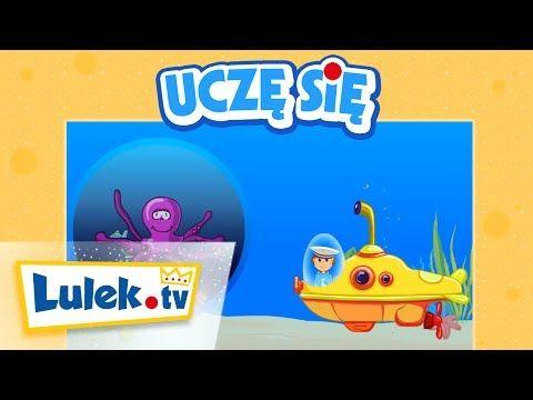 ▶ Część 6 - Morska wyprawa - Wiem, ile zjem! - Film edukacyjny dla dzieci - Lulek.tv - YouTube