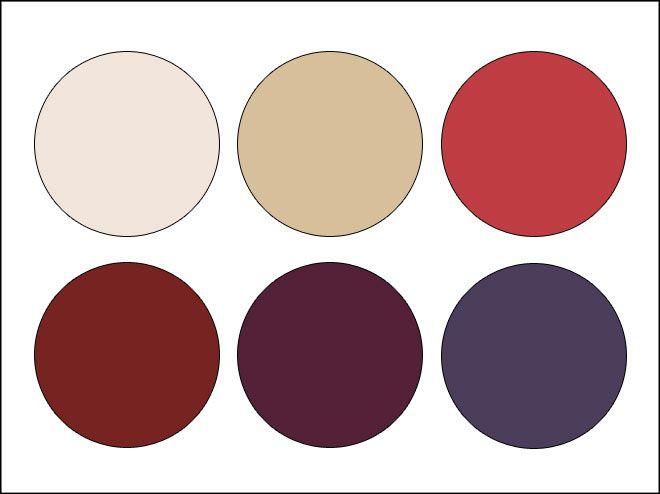 Ideale Farbkombinationen So Lassen Sie Ihre Kleidung Strahlen Mit Bildern Farbkombinationen Farben Herbsttyp Farben