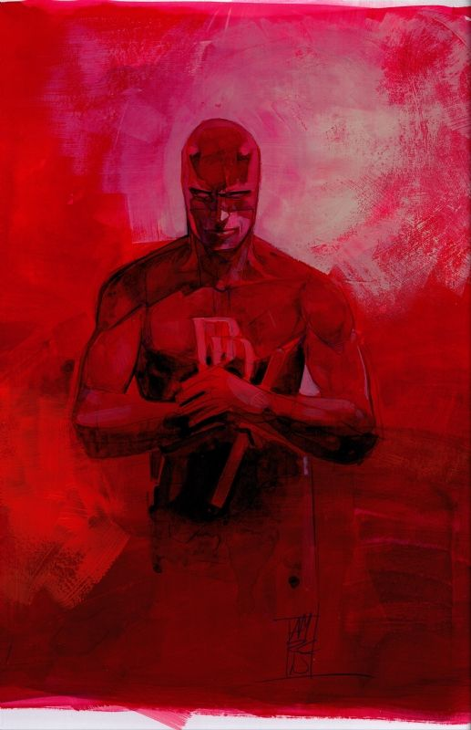 Daredevil - Alex Maleev