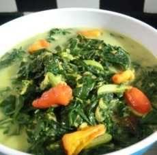 Resep Sayur Daun Singkong dan cara membuat | BacaResepDulu.com