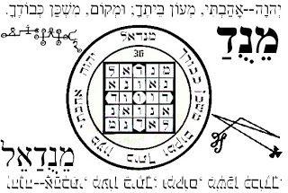 Elohim: מֵנֻדַ (mem nun dallet) Angel nº 36 del 15 de Septiembre hasta el 19 de septiembre