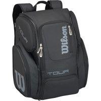 Wilson Tennis bags (Rucksack) Tour V Backpack L Rucksack - black