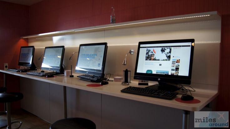 Computerecke - SAS Gold Lounge - Check more at https://www.miles-around.de/trip-reports/economy-class/sas-airbus-a320-200-economy-class-kopenhagen-nach-berlin/,  #A320-200 #Airbus #Airport #avgeek #Aviation #CPH #EconomyClass #Flughafen #Lounge #Reisebericht #SAS #SASGo #SASGoldLounge #SASLounge #SASScandinavianAirlines #Trip-Report #TXL