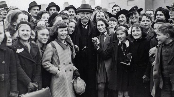 Dr Douglas Hyde, surrounded by schoolchildren during his presentation of the prizes at the Féile Náisiúnta Dramiutheachta, the National Drama Awards, in March 1939     The President – an accomplished linguist whose lifelong passion for the Irish language saw him co-found Conradh na Gaeilge – is clearly in his element. . Irish Times newspaper article