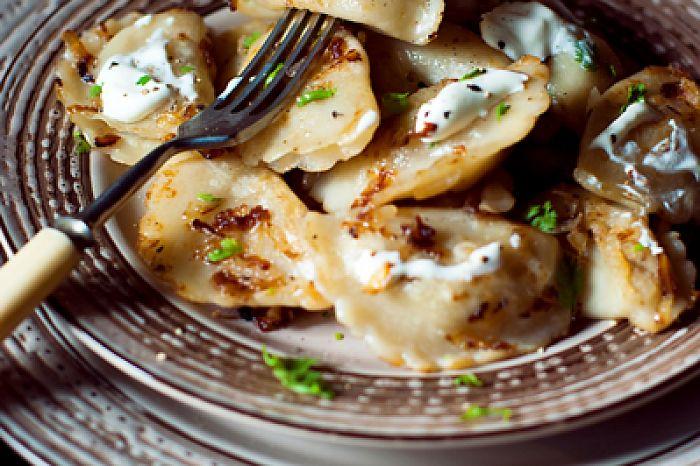 Вареники с картофелем и сыром - пошаговый рецепт приготовления с фото