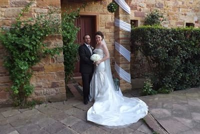Wedding in Argentikon: Lindsey and Steven June 2013