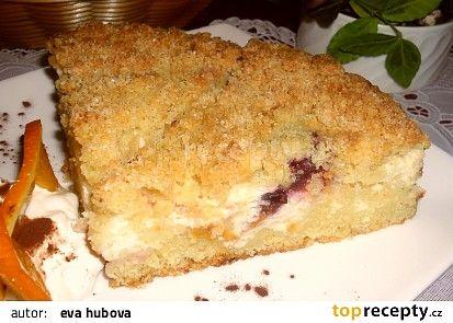 Nebeský koláč recept - TopRecepty.cz