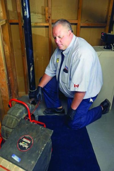 """Dressed for Success"" Trademark Ties Help Gain Edge on Competitors By Ken Wysocky - Cover Story August 30, 2016 Plumber Magazine"