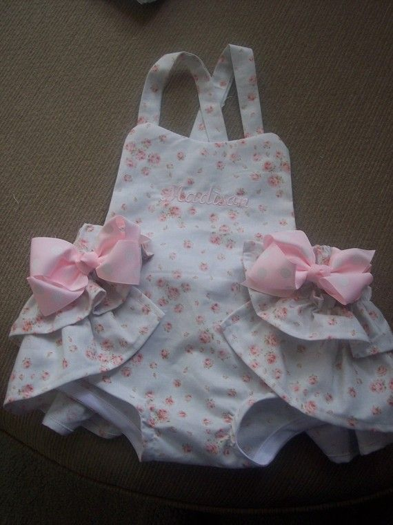 Custom designed Ruffle Wrap Boutique by mothernaturesnursery, $30.00