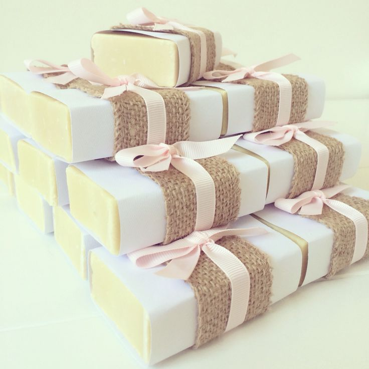 Goats Milk Soap Favours by Sweet Soirees - www.sweet-soirees.com.au