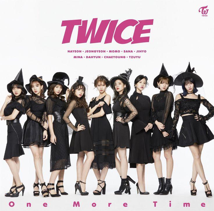 """""""10.18(水)、いよいよ日本初のオリジナル曲となるTWICE JAPAN 1st SINGLE『One More Time』のリリースが決定!ぜひチェックしてみてください♪  https://t.co/OdoAqjMZmz   #TWICE #OneMoreTime"""""""