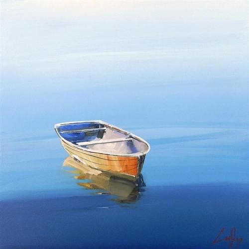 Manyung Gallery Group Craig  Penny Golden Boat