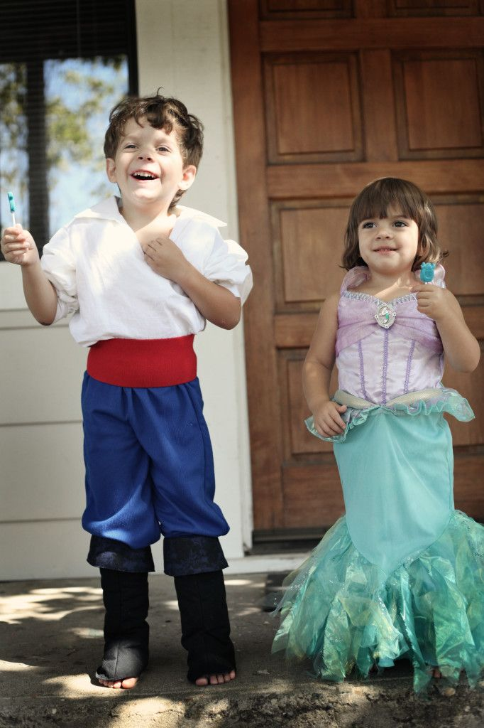 My Adventure: Prince Eric Costume from Disney's The Little Mermaid by Lady Herndon via Etsy